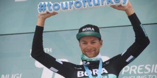 Felix Großschartner kopman BORA-hansgrohe in Vuelta a España