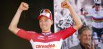 """Emotionele ploegleider Roodhooft: """"Het lijkt bijna op de nieuwe Merckx"""""""