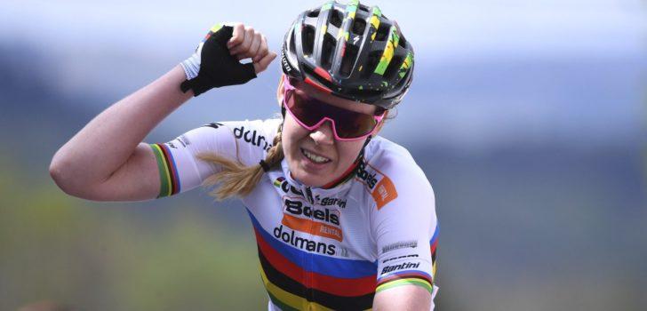 """Van der Breggen: """"Lekker om me weer zo te voelen"""""""