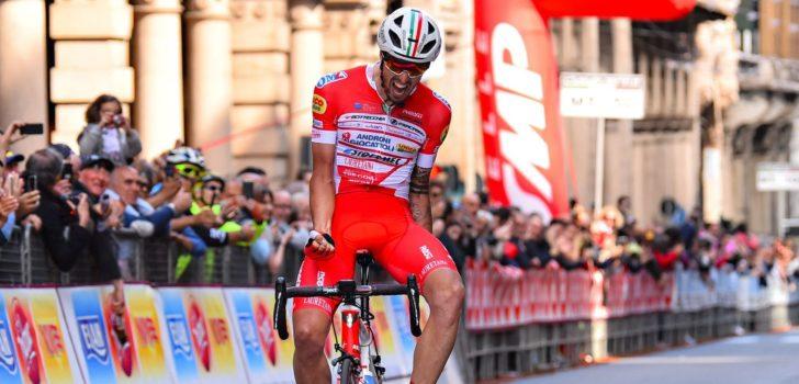 Giro dell'Appennino wil dag naar voren op kalender