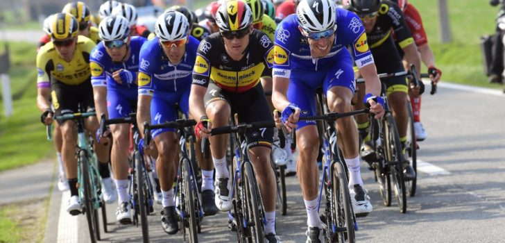 Deceuninck-Quick-Step hoopt op revanche in Roubaix