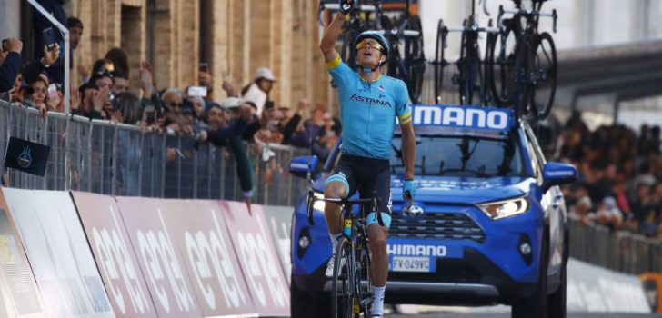 Astana op volle oorlogssterkte voor Ronde van het Baskenland