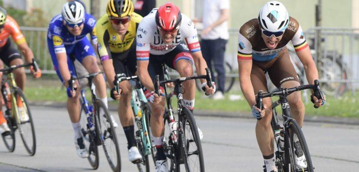 AG2R La Mondiale met Naesen en Dillier naar Roubaix