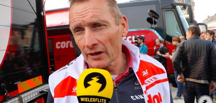 """Adrie van der Poel: """"De gevaarlijkste is heel de Belgische ploeg"""""""