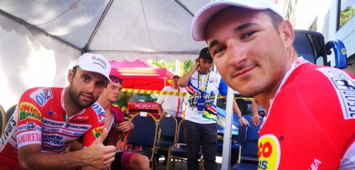 Benfatto wint eerste etappe Taihu Lake, Vallée vijfde