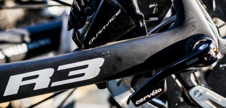 Dit is de speciale Roubaix-fiets van Team Sunweb