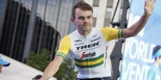 Ex-renner Bobridge bekent drugsgebruik tijdens wielercarrière
