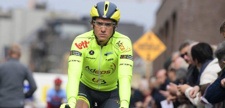 Justin Jules wint Frans onderonsje in Vuelta Arágon