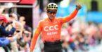 Van Avermaet wint slotrit in Yorkshire, eindklassement voor Lawless