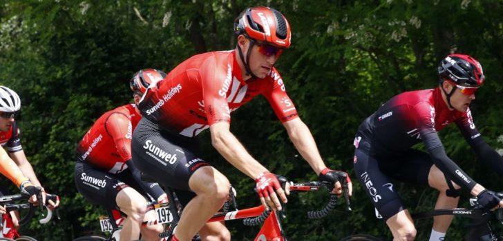 Giro 2019: Team Sunweb moet ook verder zonder Robert Power