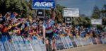 Van der Breggen wint openingsrit Tour of California na late jump