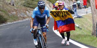 Vuelta 2019: Geblesseerde Richard Carapaz doet niet mee
