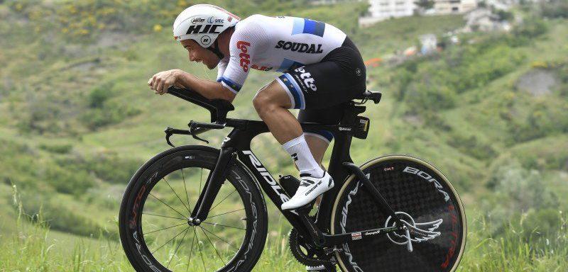 Giro 2019: Alleen Roglic is Campenaerts te snel af in ...