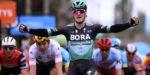 Bennett vloert sterke Van Aert in Critérium du Dauphiné