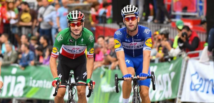 Sabatini vergezelt Viviani naar Cofidis, plan Gilbert afgeblazen