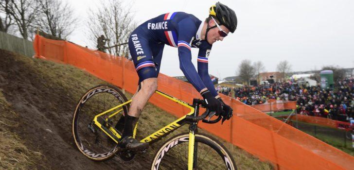 Antoine Benoist (Alpecin-Fenix) mist EK veldrijden