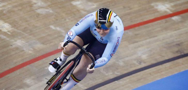 Vroege uitschakeling Nicky Degrendele in sprinttoernooi Brisbane