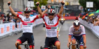 Ulissi rondt dominantie UAE Emirates af in GP Lugano