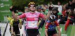 Jolien D'Hoore pakt tweede dagzege in Women's Tour