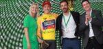 """Eerste zege voor Rohan Dennis in de regenboogtrui: """"Een last valt van mijn schouders"""""""