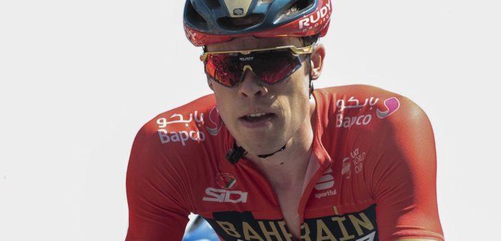 Vuelta 2019: Phil Bauhaus tiende uitvaller