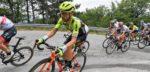 Gevallen Visconti terug op de fiets, Italiaanse beloftekoers tijdelijk stilgelegd