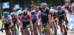 Christina Siggaard klopt Claudia Koster in BeNe Ladies Tour