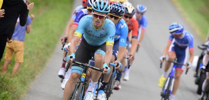 Tour 2019: Astana verliest ook Luis León Sánchez door rugblessure