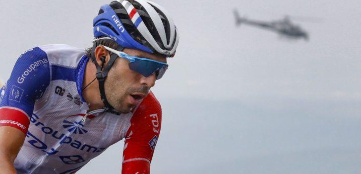 Thibaut Pinot begint 2020 in Tour de la Provence