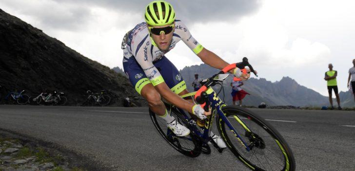 Tour 2019: Xandro Meurisse reed 50 kilometer moederziel alleen