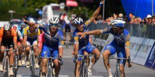 Ook Adriatica Ionica Race gooit vroegtijdig de handdoek