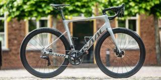 Isaac Meson 2019: Comfort gecombineerd met aerodynamica