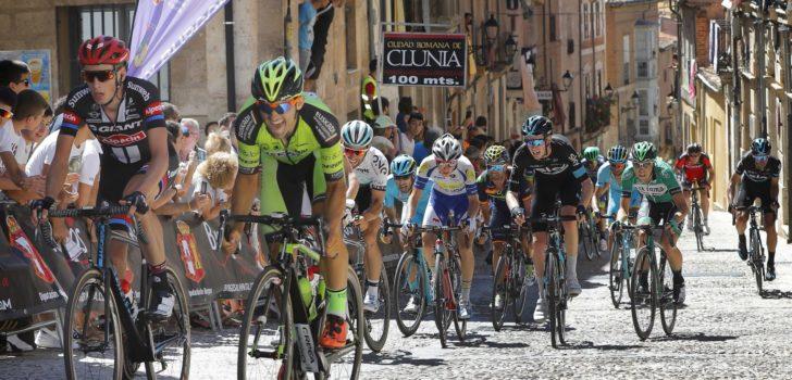 Ronde van Burgos breidt uit naar 22 ploegen