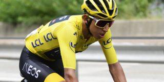"""Egan Bernal over het winnen van de Tour: """"Het is als een drug"""""""