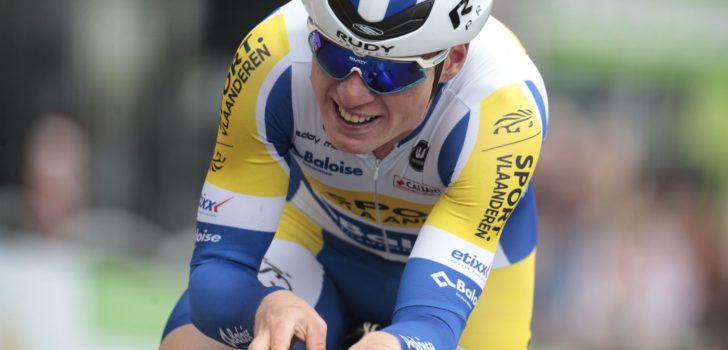 Vijf nieuwkomers voor Sport Vlaanderen-Baloise