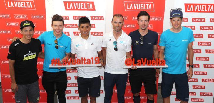 """Jakob Fuglsang: """"Vuelta als voorbereiding op WK"""""""