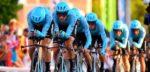 Vuelta 2019: Astana wint de ploegentijdrit, Deceuninck-Quick-Step grijpt nipt naast de zege