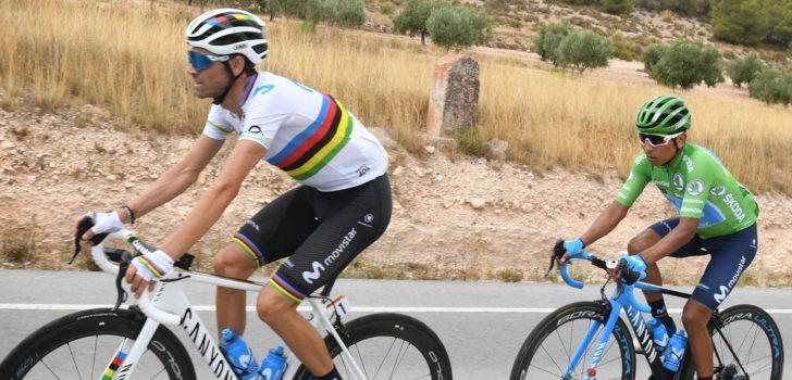 Vuelta 2019: Movistar biedt excuses aan voor actie na valpartij Roglic
