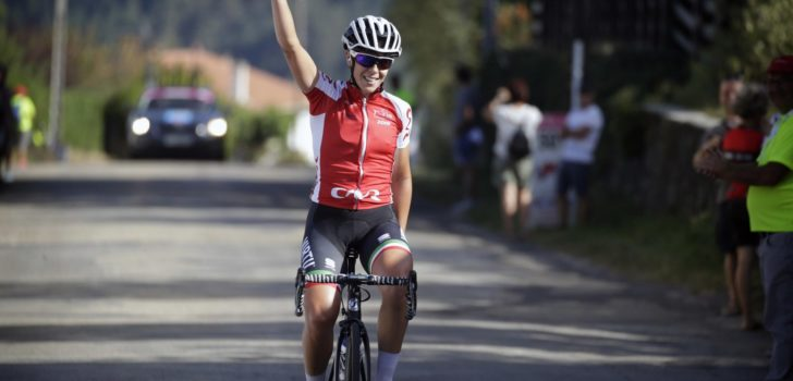 Bastianelli doorbreekt Nederlandse hegemonie in Tour de l'Ardèche