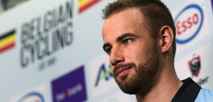 Victor Campenaerts richt zich op Giro-tijdritten