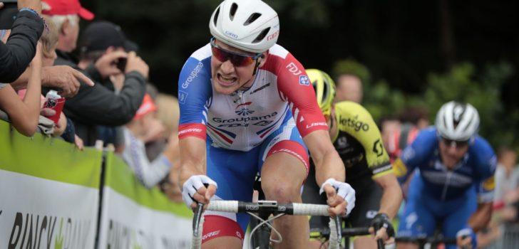 Stefan Küng wint Tour du Doubs na late aanval