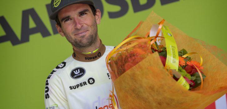 Baptiste Planckaert nieuwe leider in Bingoal Cycling Cup