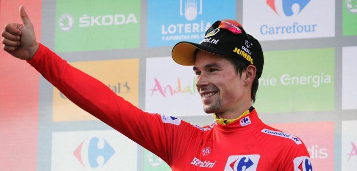 """Primoz Roglic: """"Geweldige dag voor het Sloveense wielrennen"""""""