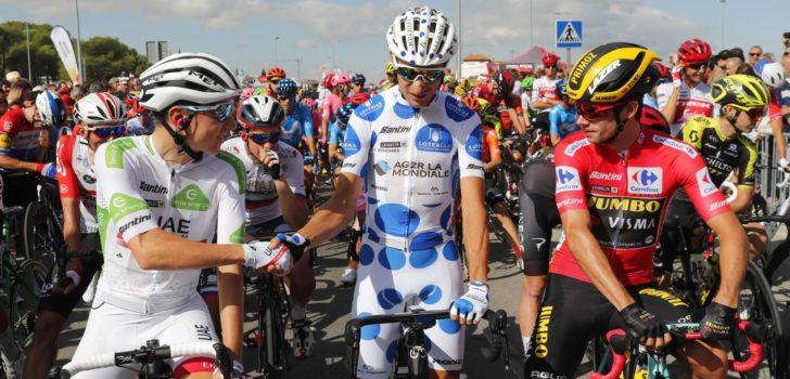 Vuelta 2019: Geoffrey Bouchard verzekerd van bergtrui