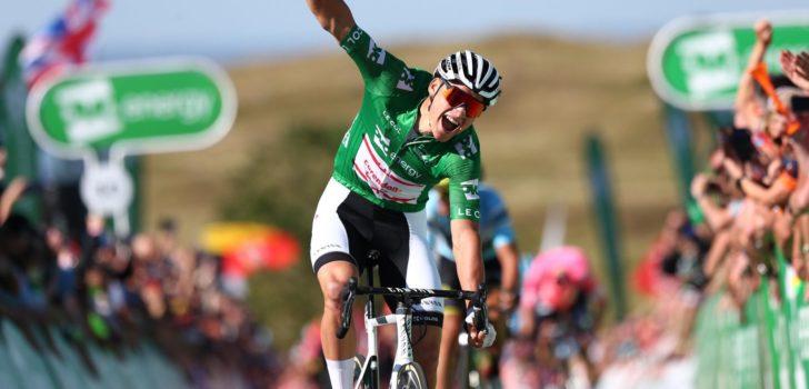 Tweede etappezege Van der Poel in Tour of Britain