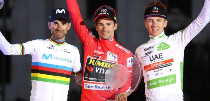 Vuelta a España telt dit jaar achttien etappes, start in Baskenland