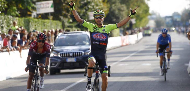 Italiaanse ProTeams zijn zeker van deelname aan Giro d'Italia