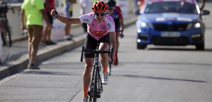 Vierde etappezege voor Marianne Vos in de Ardèche