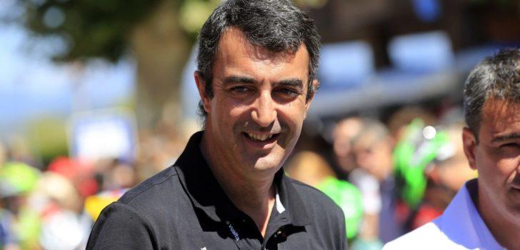 """Vuelta-baas Guillén: """"Idee Trentin om één grote ronde te maken, is niet realistisch"""""""