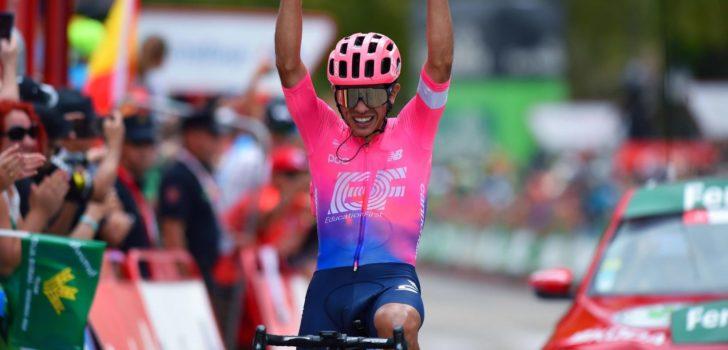 Sergio Higuita droomt hardop van Tourdebuut en Olympische wegrit
